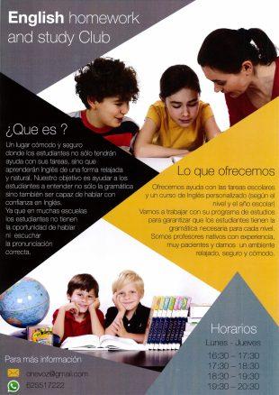 Inglés para niños en Horta Nord