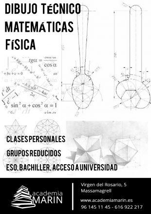 Clases de dibujo técnico en Horta Nord