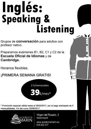 academia de inglés en massamagrell (valencia) oferta curso de inglés