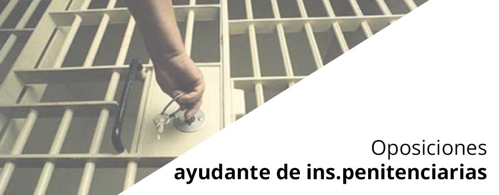 Ayudante de prisiones
