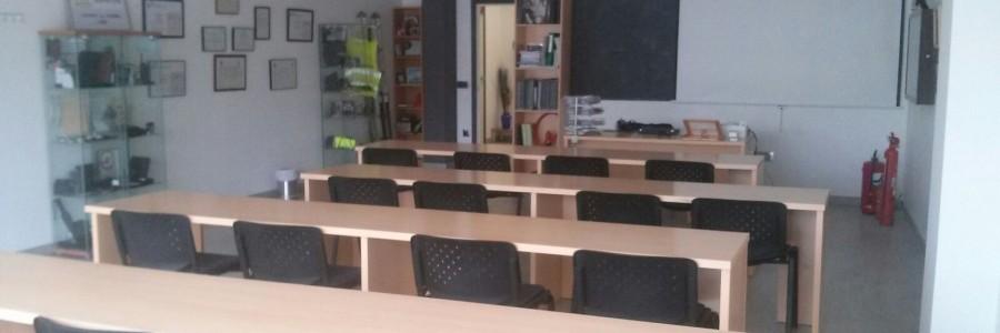 aula en alquiler para cursos, talleres y conferencias en valencia
