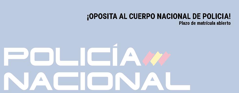 oposiciones policia nacional valencia